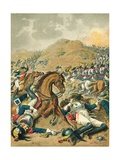 The Battle of Moscow Giclee Print by Frederic Theodore Lix