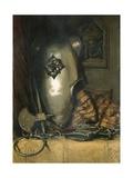 Armour Giclee Print by Lydia M. Felton