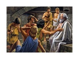 Socrates Giclee Print by Roger Payne