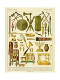 Miscellaneous Articles Giclee Print by Albert Kretschmer