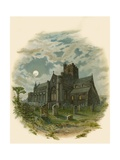Carlisle Cathedral, North West Giclee Print by Arthur Wilde Parsons