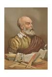 Pedro Ramus Giclee Print by Jose Armet Portanell