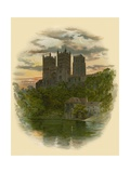 Durham Cathedral, West Front Giclee Print by Arthur Wilde Parsons