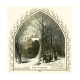 The Wassail Giclee Print by Miles Birkett Foster