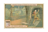 Le Petit Marat Giclee Print by  European School