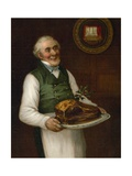 'Roast Beef of Old England' Giclee Print by  English School