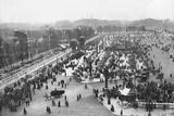 Spoils Exhibited Place de La Concorde, Paris, 20th October 1918 Photographic Print by Jacques Moreau