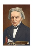 Michael Faraday Giclee Print by  Spanish School