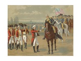 The Surrender of Cornwallis Giclee Print by  North American