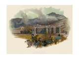 Holyrood Palace Giclee Print by Charles Wilkinson