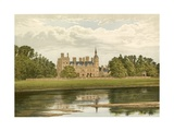 Kelham Hall Giclee Print by Alexander Francis Lydon