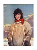 Robert Falcon Scott Giclee Print by Joseph Simpson