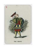 The Knave Giclee Print by John Tenniel