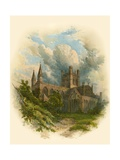 Chester Cathedral, North East Giclee Print by Arthur Wilde Parsons