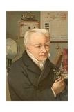 Alexander Von Humboldt Giclee Print by Ricardo Marti