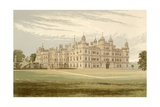 Burghley House Giclee Print by Alexander Francis Lydon