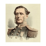 Sir Francis Leopold McClintock Giclee Print by  English School
