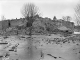 Ruins of the Castle of Ham, Somme, 1917 Photographic Print by Jacques Moreau