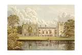 Newstead Abbey Giclee Print by Alexander Francis Lydon