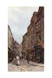 Cloth Alley, Smithfield Giclee Print by Rose Maynard Barton