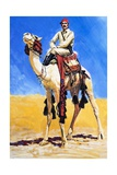 General Gordon of Khartoum Giclee Print by Graham Coton