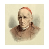 Cardinal Manning Giclee Print by  English School