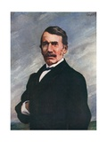 David Livingstone Giclee Print by Joseph Simpson