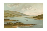 The Kyles of Bute Giclee Print by  English School