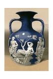 The Portland Vase Giclee Print by Euheli del Dosso