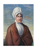 Elizabeth Fry Giclee Print by Joseph Simpson