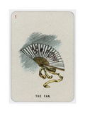 The Fan Giclee Print by John Tenniel