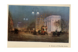 A Dream of Marble Arch, from 'The New Lights O' London', Published 1926 Giclee Print by Donald Maxwell