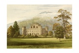 Inveraray Castle Giclee Print by Alexander Francis Lydon