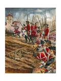 Battle of Blenheim Giclee Print by Peter Jackson