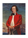 James Wolfe of Quebec Giclee Print by Joseph Simpson
