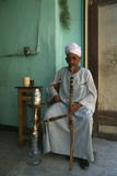 Smoker at Aswan, 2000 Photographic Print