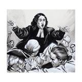 John Wesley Giclee Print by Angus Mcbride
