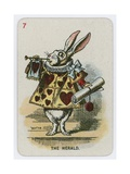 The Herald Giclee Print by John Tenniel