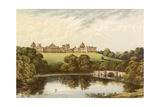 Blenheim Giclee Print by Alexander Francis Lydon