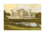 Eastnor Castle Giclee Print by Alexander Francis Lydon