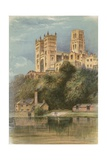 Durham Cathedral Giclee Print by  English School