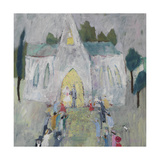 Wedding Day, 2011 Giclee Print by Susan Bower