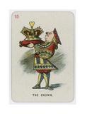 The Crown Giclee Print by John Tenniel