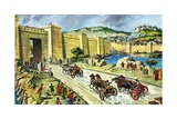 Corinth Giclee Print by Ruggero Giovannini