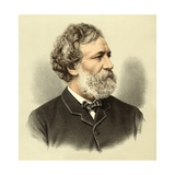 Robert Browning Giclee Print by  English School