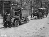 New Omnibus Madeleine-Republique, Paris, 1915 Photographic Print by Jacques Moreau