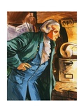 Antoine Lavoisier, Discoverer of Oxygen Giclee Print by Gerry Wood