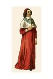 Cardinal Mazarin Giclee Print by Albert Kretschmer