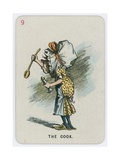The Cook Giclee Print by John Tenniel