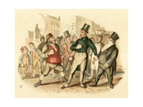 Practical Philosophy of Adam Buff Giclee Print by William Makepeace Thackeray
